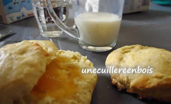recette de scone maison