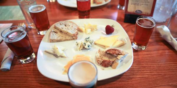 degustation bière fromage
