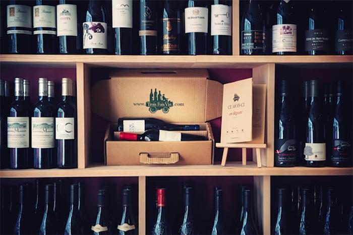 {Concours} A gagner une Box vinicole Tastevin avec Toisfoisvin