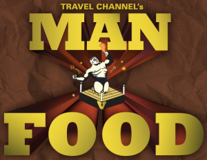 logo man versus food