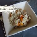 risotto de légumes sans viande