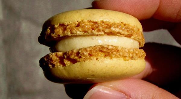 recette de macaron au speculoos façon cht'i