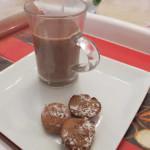 chocolat chaud aux quatre epices