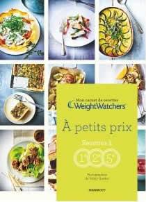 S lection livres weight watchers bracelet connect et balance for Cuisine petit prix