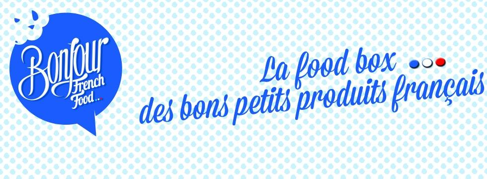 logo bonjour french food
