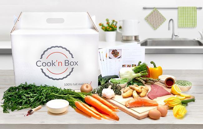 Cook'n Box - photo box