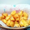 Beignets de colin citronné au Wok
