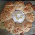 couronne au camembert