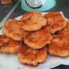 Croquettes de saumon à la pomme de terre
