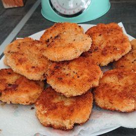 Recette de galettes de saumon à la pomme de terre