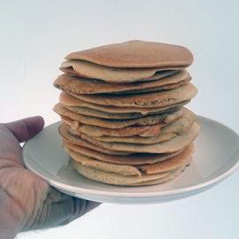 Recette de pancake comme chez les américains