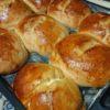 Recette de pains au lait