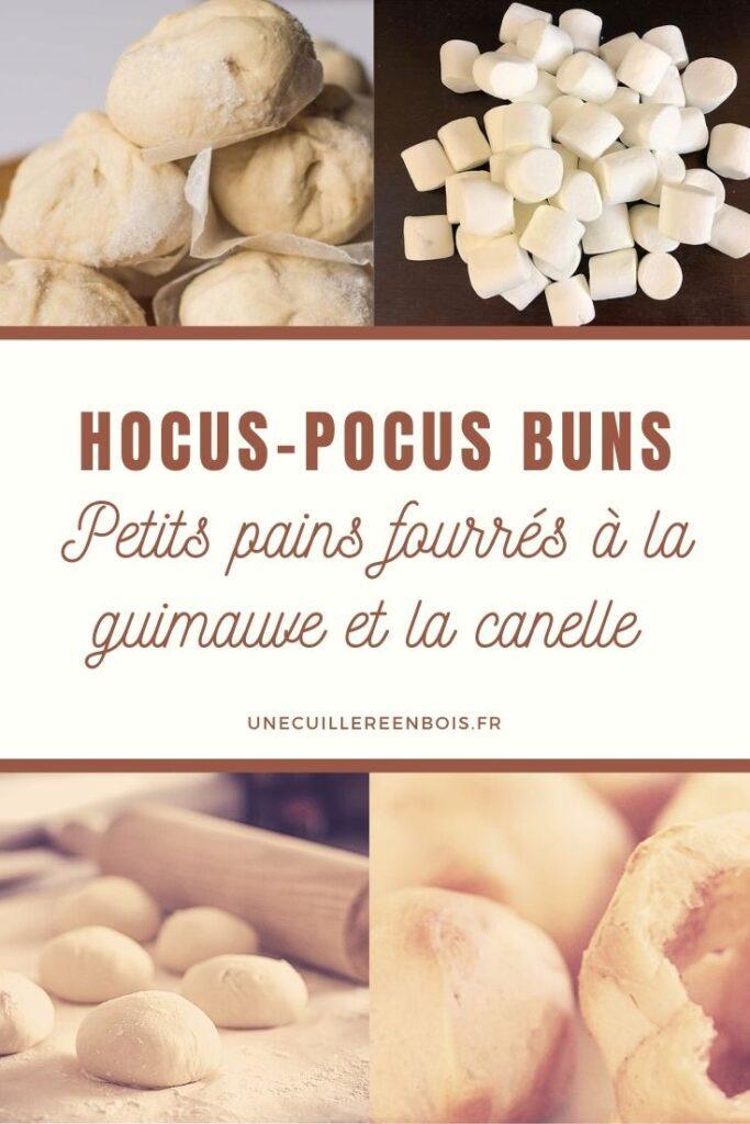 Hocus-Pocus Buns