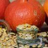 Que faire avec des graines de Courges ? Recette Graines de citrouilles grillées