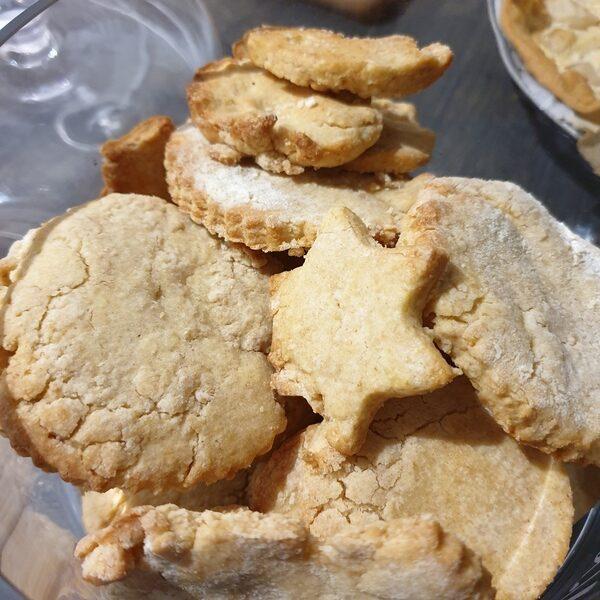 recette de sablés au beurre de cacahuète