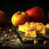 Recette de tarte aux pommes et noix