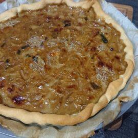 recette de la tarte à l'oignon