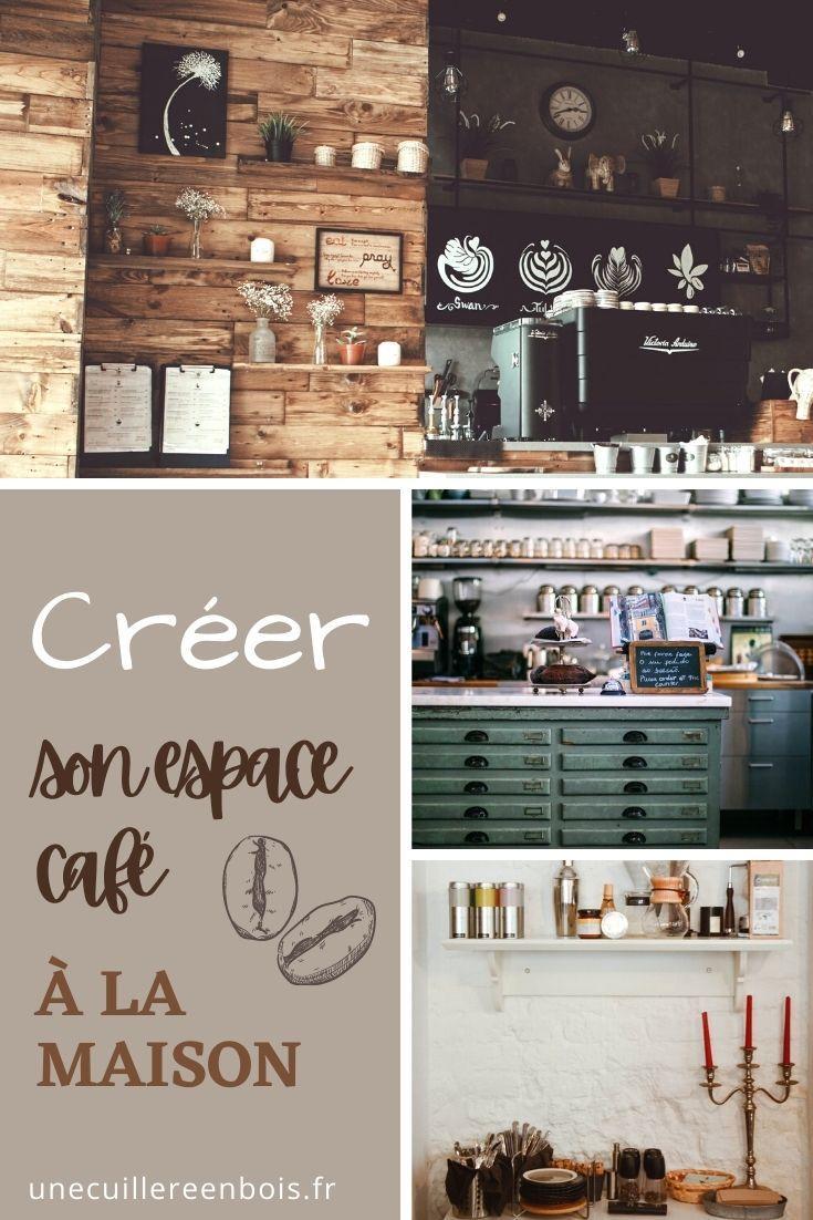comment créer son espace perso café dans sa cuisine ?