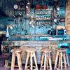 Comment réaliser un espace bar restaurant à la maison (armoire à boisson, bar, déco, …) ?