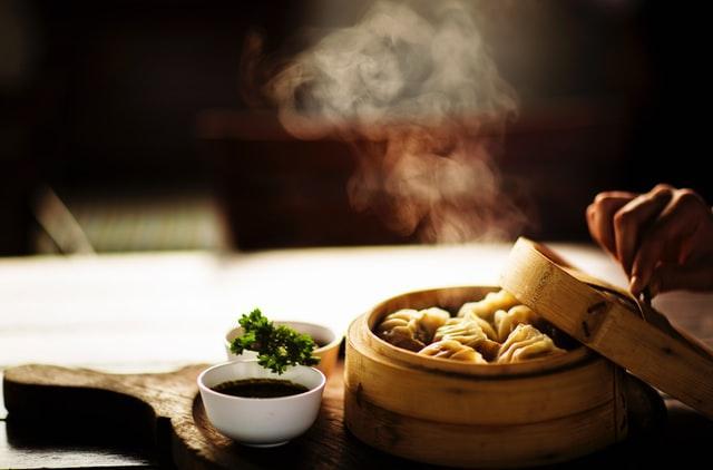 ecette raviolis chinois à la vapeur
