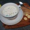 Recette de soupe de poireaux et endives