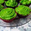 Recette cupcakes chocolat coeur fondant, glaçage mascarpone