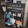 """Recette de Pancake """"le grand livre du robot pâtissier"""""""