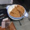 Riz au lait et au chocolat
